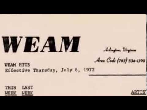 WEAM 1390 Arlington-Washington - 1960s