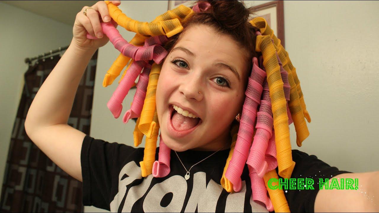 Curlformer Tutorial Emily Rianne97 Youtube