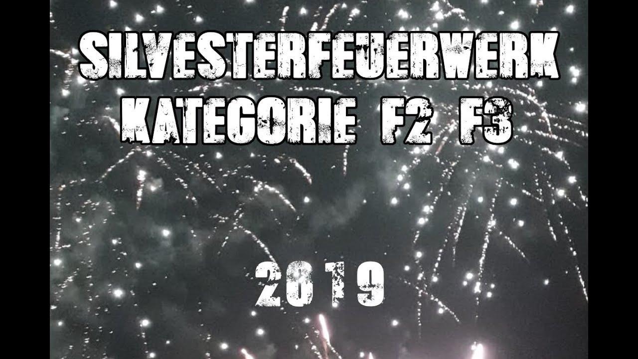 Silvesterfeuerwerk 2019 / F2 + F3