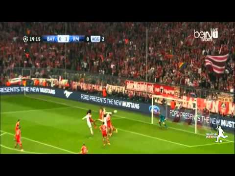 Real Madrid vs Bayern Munich 4 0 2014 Goals & Highlights