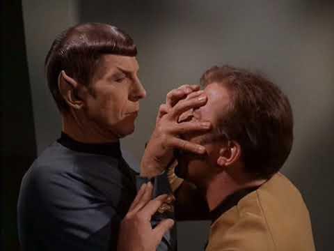 Star Trek Meditation: Rage #3 (The Enterprise Incident)