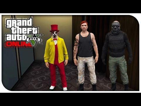 Vote No on  GTA V Cool Outifts