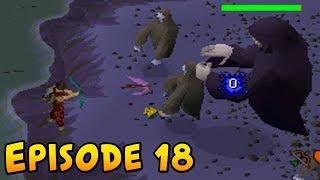 MY FIRST SUPERIOR! - Old School Runescape Progress Episode 18
