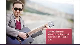 Moshe Reznitsky Musician in Miami FL