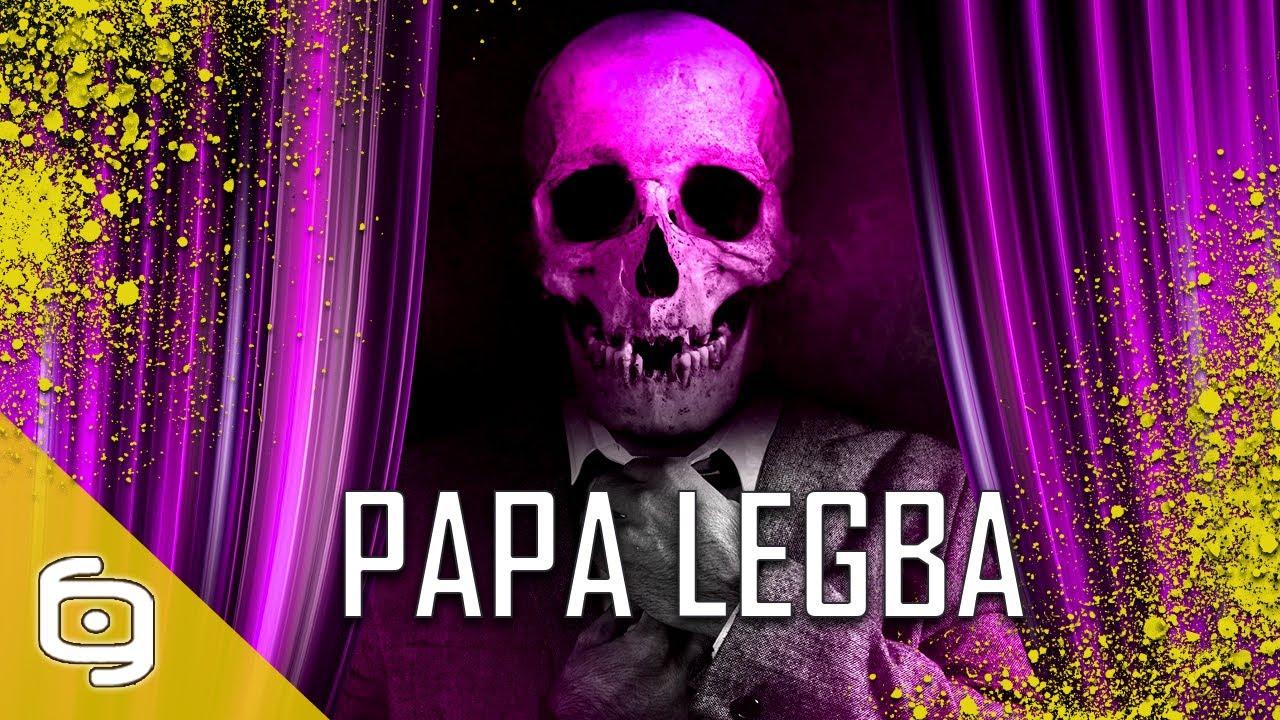 Dioses VUDÚ – Papa Legba