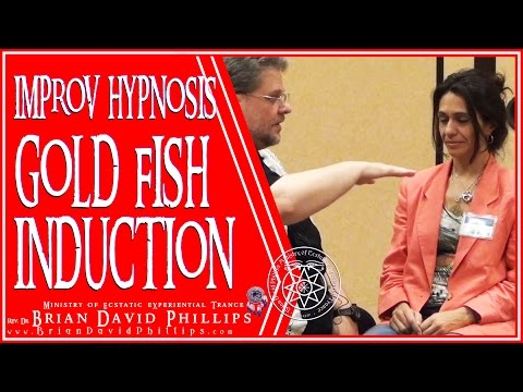 Gold Fish Hypnosis Induction