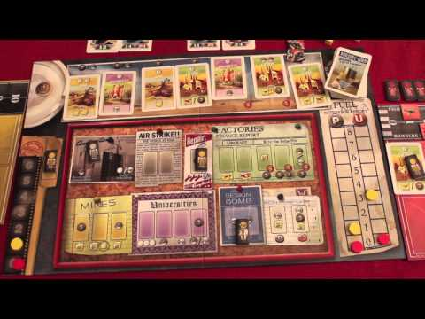 Manhattan Project Review - with the Game Boy Geek