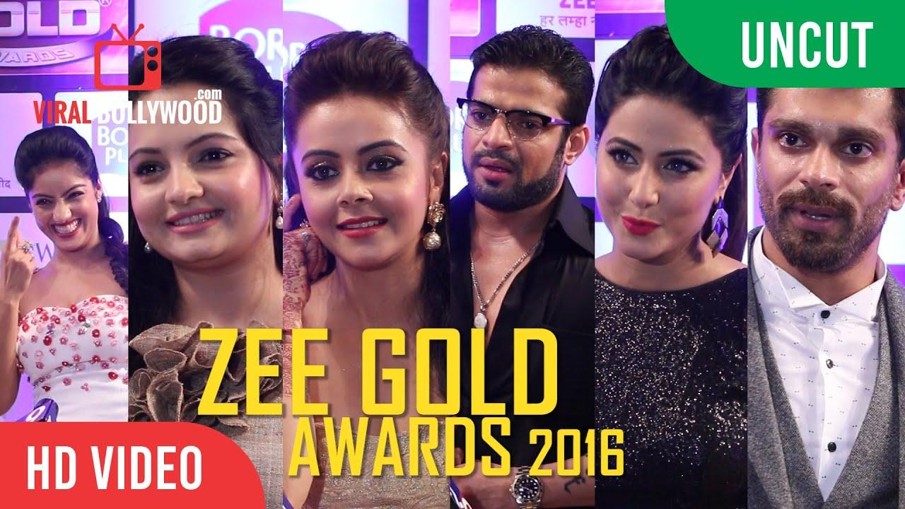 Zee Gold Awards (2016)
