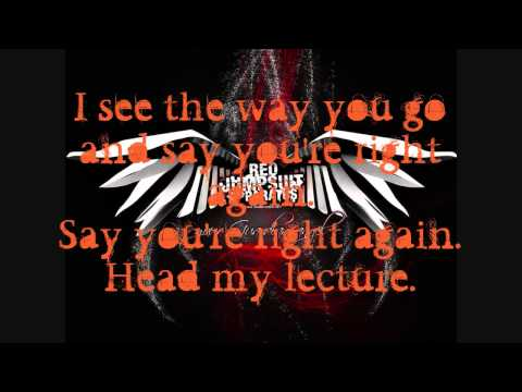 The Red Jumpsuit Apparatus - Face Down (Music Video w/ Lyrics)