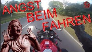 Angst beim Motorrad fahren / Motovlog Deutsch / German
