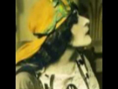 THEDA BARA ~ Cleopatra~Love Song of the Nile~Adrian Schubert~ vocal Fred Brown