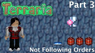 Not Following Orders: Terraria Part 3