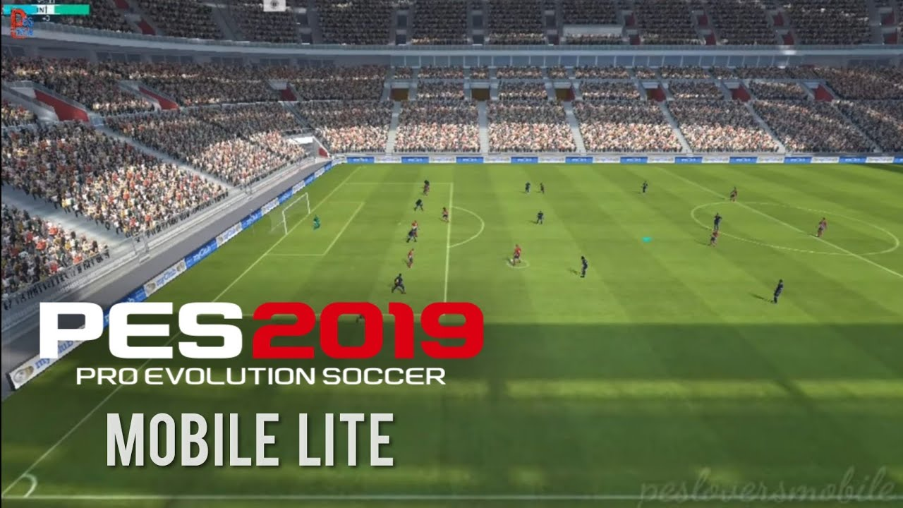 How to Download PES 19 Mobile Lite Version for low end devices