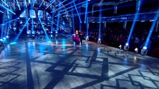 Deborah & Robin Viennese Waltz to 'It's A Man's Man's Man's World' - Strictly Come Dancing - BBC