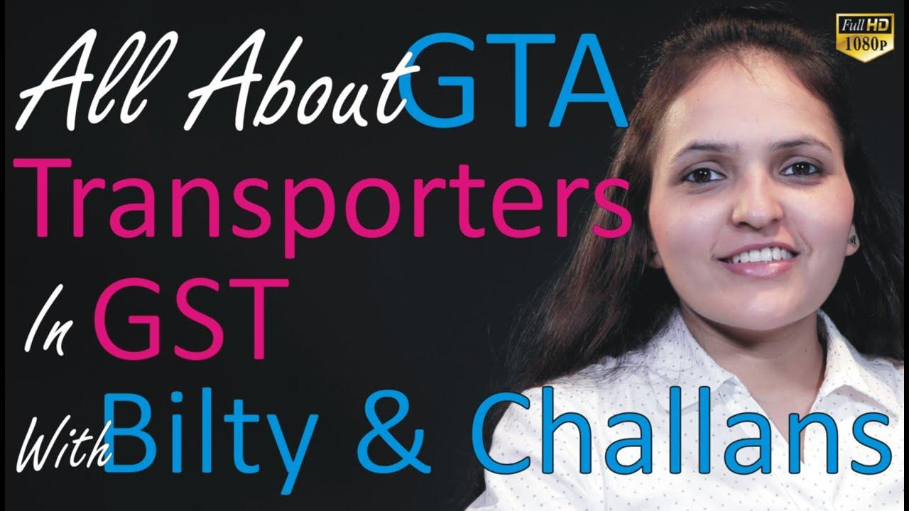 Transport bilty format