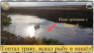 Щука Трудовая рыбалка на реке Барыш