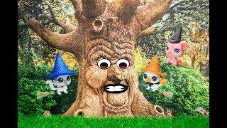 Gambar cover Minişler Cadılar Okulu - Konuşan Ağaç - 4. Bölüm