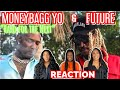 MONEYBAGG YO - Hard For The Next (Official Music Video) Feat. FUTURE | UK REACTION 🔥