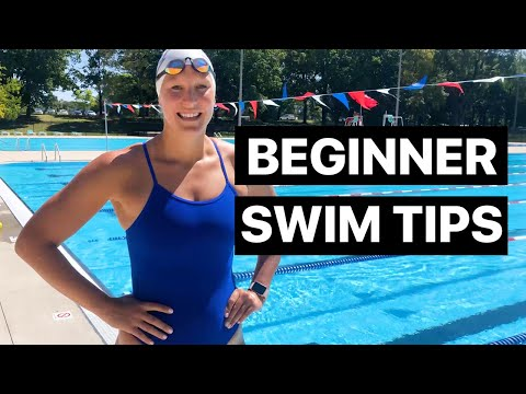 Beginner Swim Tips For Adults