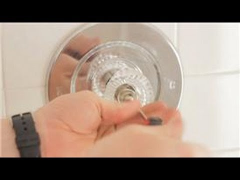 Shower Repair : How To Fix Shower Hot Water Pressure Problems