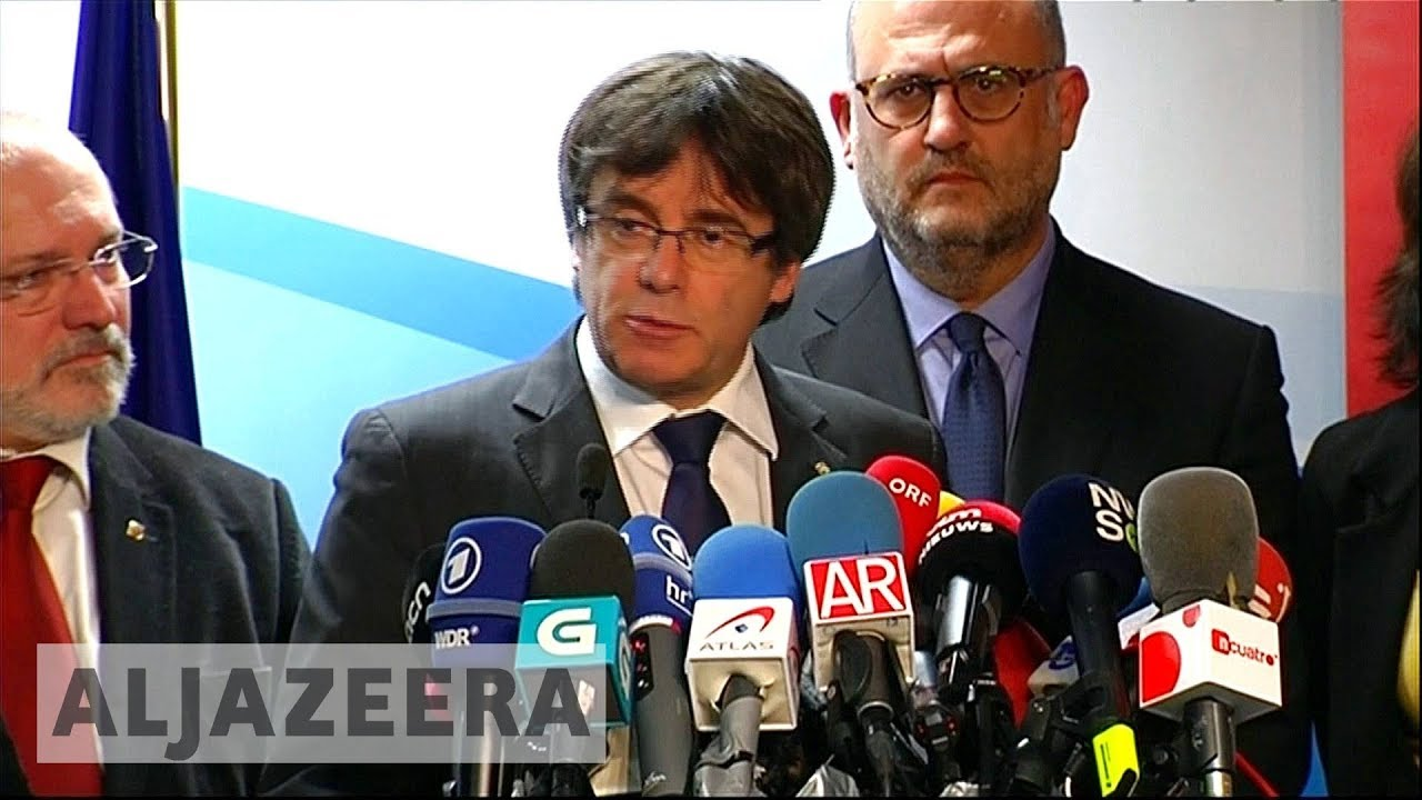 Puigdemont declares victory, offers to meet Spain's PM