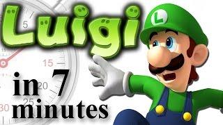 The History of Luigi feat. PBG - A Brief History