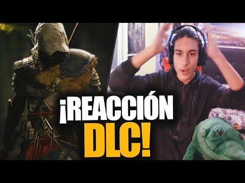 REACCIÓN TRAILER DLC HIDDEN ONES - Assassin's Creed Origins - RAFITI