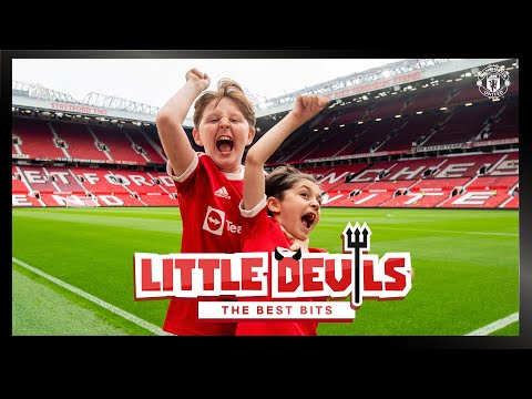 The little devils |  Season One |  The best bits |  United manchester