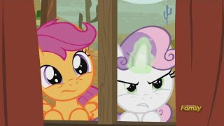 My little Pony FiM Season 5 - sweetie belle is growing up