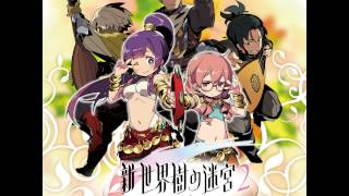 [Etrian Odyssey untold 2: knight of fafnir OST] OP: reaching out for our future (FULL)