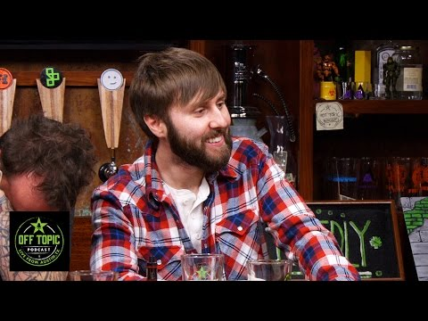 Off Topic: Ep. 68 - We Invented Books!