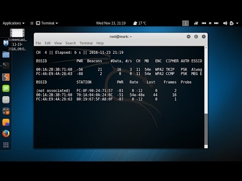 How To Enable And Disable Monitor Mode In Kali Linux