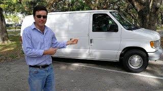 Van Tour: Cargo Van to Camper Van Conversion. (Super Stealth!)