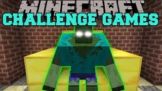 Minecraft: MUTANT ZOMBIE CHALLENGE GAMES - RUINS MOD - Modded Mini-Game