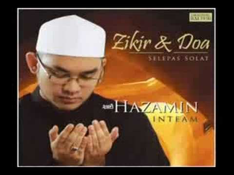 Hazamin Inteam - Laungan Azan