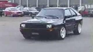 Dahlbäck Audi Quattro