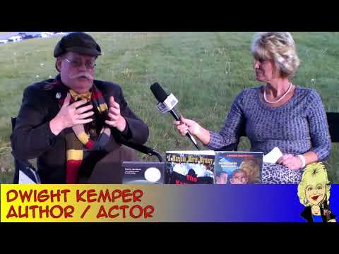 Who Framed Boris Karloff? Author Dwight Kemper! Interview on the Hangin With Web Show