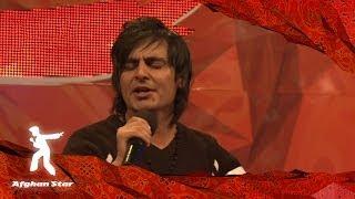 Nazir Haidari sings Gham Darom from Taher Shobab
