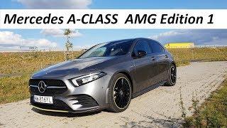 2019 Mercedes-Benz A-Class AMG Edition 1 - TEST PL