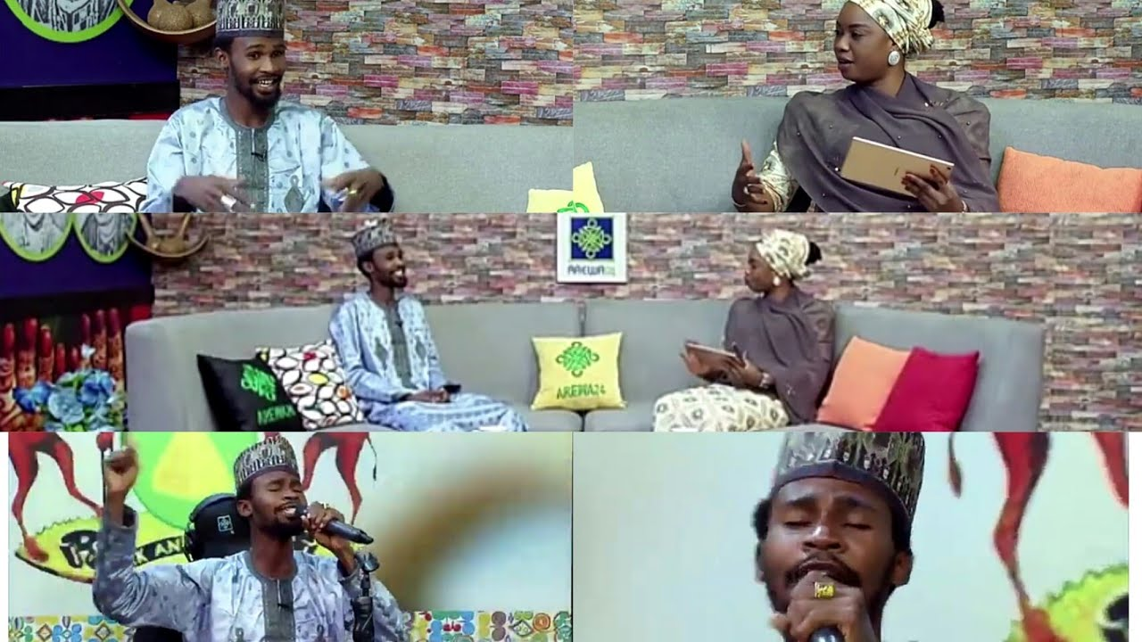 Download Shehi @Arewa 24 (gari yawaye)