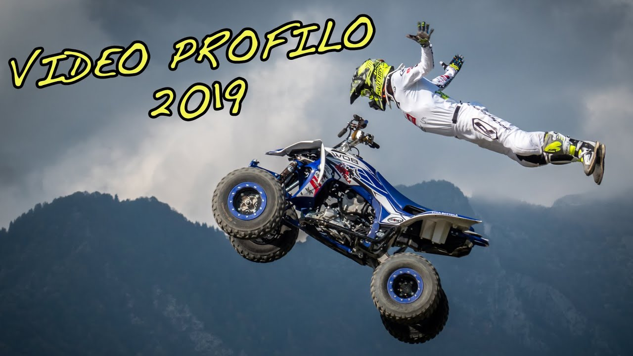 Luca Bertola   Video profilo 2019   FMX freestyle motocross
