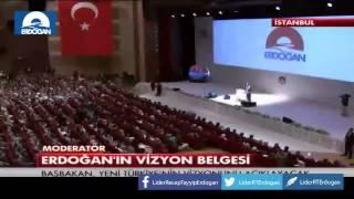 Başbakan Recep Tayyip Erdoğan'ın yeni Cumhurbaşkanlığı seçimi şarkısı