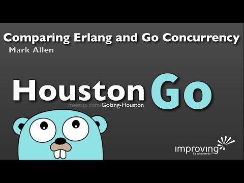 Comparing Erlang and Go Concurrency