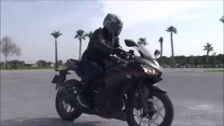 Viraj Eğitimi Motosiklet R25 İzmir (720P)