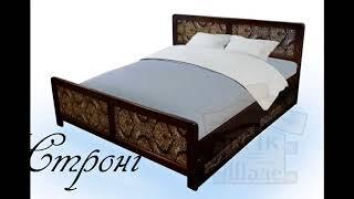 видео Кровать ВМК Шале Икея