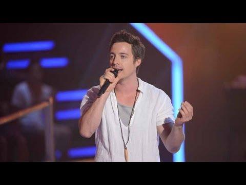 Oscar Chavez And Tim Morrison Sing Lanterns: The Voice Australia Season 2