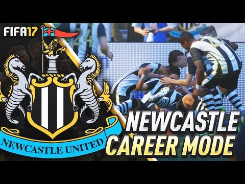 THEY DID THE TREBLE!!! FIFA 17 Newcastle United Career Mode #28