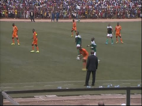 #Burundi Sport | Burundi Vs Niger ( part 1 )
