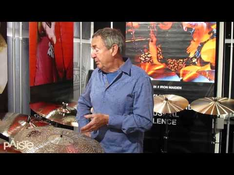 Interview with Nick Mason of Pink Floyd