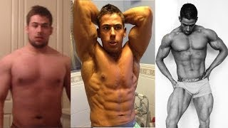My EPIC 10 Month Before and After Weight Loss Body Transformation - Weight Loss Motivation